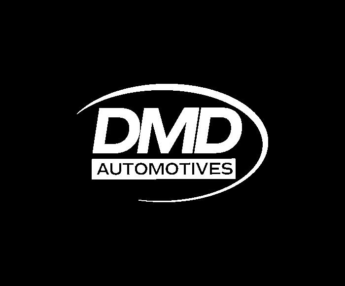 dmd automotives logo design