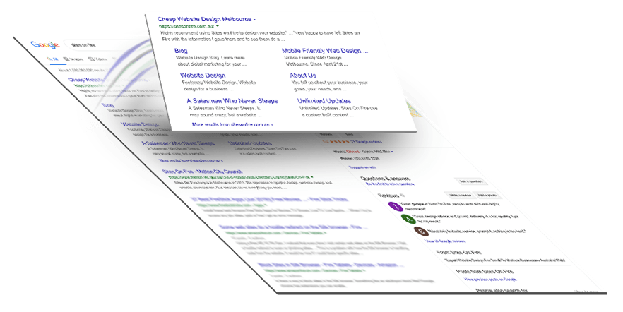 response website seo