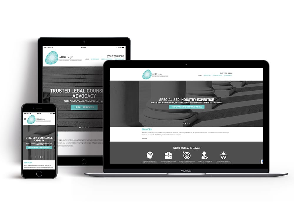 moonee ponds website design
